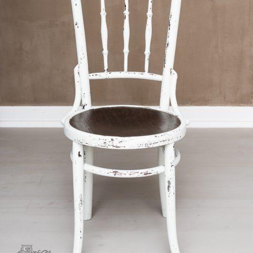 bútor felújítás ötletek – szék festés - vintage stílus - Azúr Bagoly