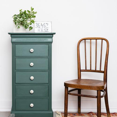 bútor felújítás ötletek – festett bútor – Azúr Bagoly