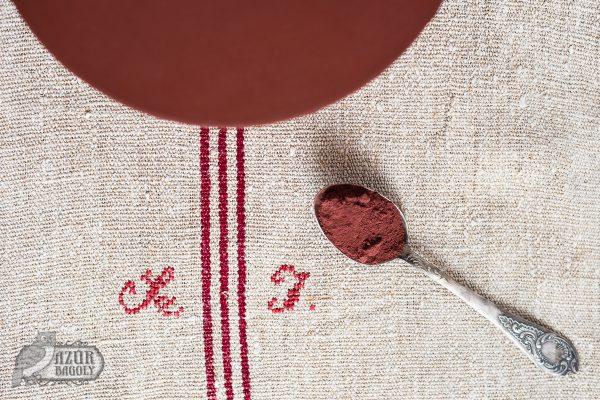 bútorfesték - vörös - Azúr Bagoly Tejfesték - Rozsda