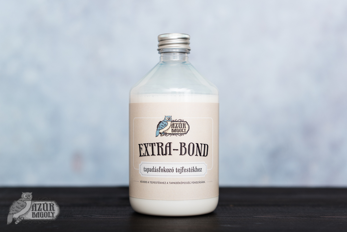 Extra-Bond tapadásfokozó tejfestékhez – Azúr Bagoly
