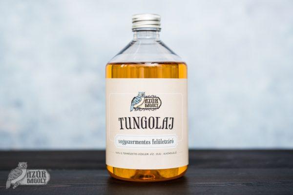 tungolaj – faolaj – fakezelő olaj – vízálló – Azúr Bagoly