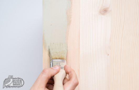 fa festék – Azúr Bagoly Tejfesték – VOC-mentes