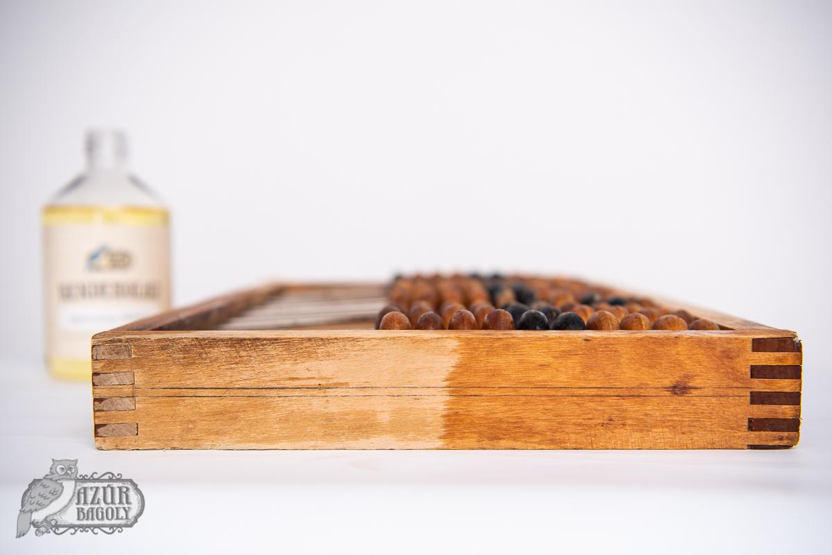 fa kezelése olajjal – Azúr Bagoly